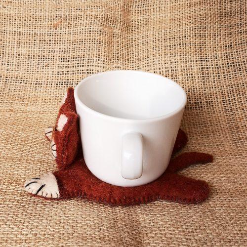 Tassenuntersetzer Kater